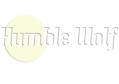 Humble Wolf Official Homepage